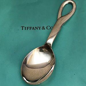 Vintage Tiffany Elsa Peretti baby spoon
